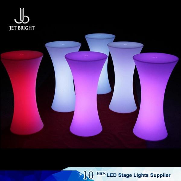 Illuminated Led Cocktail Table