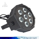 Indoor 7*10W led flat par light