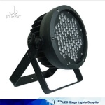 Indoor 72*3W led flat par light